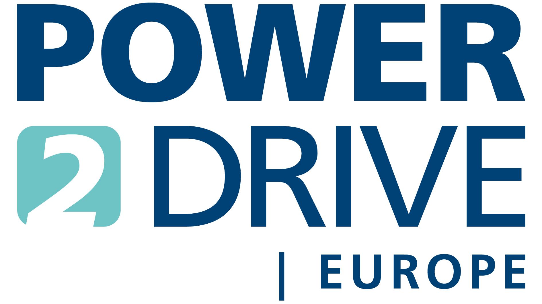 power 2 drive logo